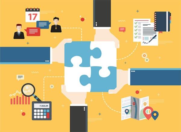 צירופי עסקים ודוחות מאוחדים